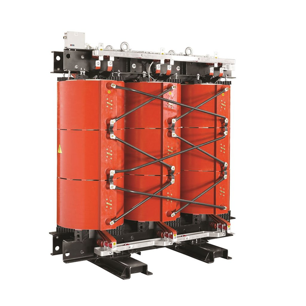 There is wider uptake of dry-type transformers such as this multi winding cast resin transformer.